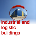 industrial and logistic buildings
