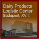 Dairy Products Logistic Center Budapest, XVII.